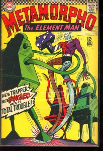 Metamorpho #9 (1966)