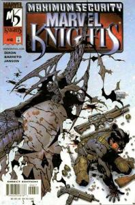 Marvel Knights (2000 series) #6, NM + (Stock photo)