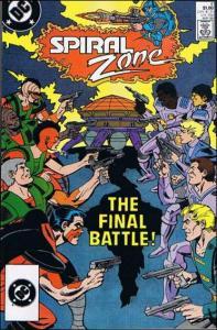 DC SPIRAL ZONE #4 FN+