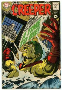Beware the Creeper 6 Apr 1969 VG-FI (5.0)