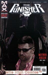 PUNISHERMAX (PUNISHER MAX) (2009 Series) #15 Near Mint Comics Book