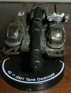 SM1 Tank Destroyer 078 Mechwarrior