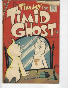 Timmy the Timid Ghost 5