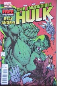 Incredible Hulk #10 (2012)