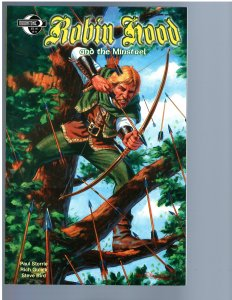 Robin Hood and the Minstrel #1 (2001) NM