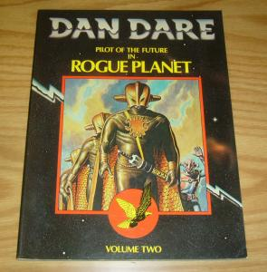 Dan Dare: Pilot of the Future TPB 2 VF rogue planet dragon's dream graphic novel
