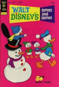 Walt Disney's Comics and Stories #401, VF- (Stock photo)