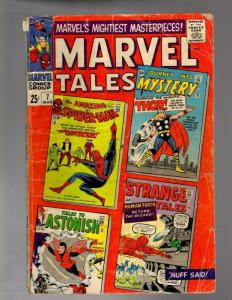 MARVEL TALES 7 GOOD March 1967