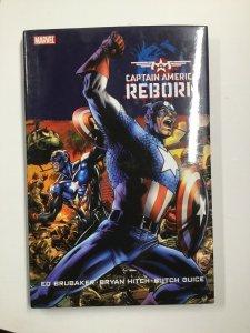 Captain America Reborn Tpb Hardcover Hc Near Mint Nm Marvel