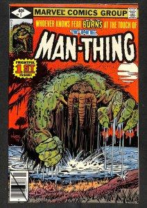 Man-Thing #1 (1979)
