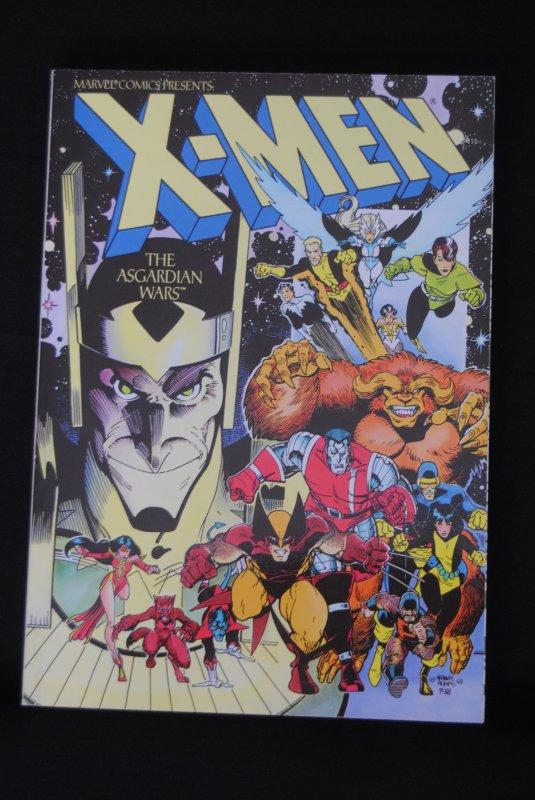 X-Men,The Asgardian Wars TPB