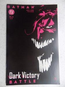 BATMAN DARK VICTORY # 8