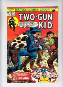 Two-Gun Kid #114 (Nov-73) FN Mid-Grade Two-Gun Kid