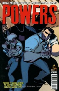 Powers (4th Series) #2 FN; Icon | save on shipping - details inside