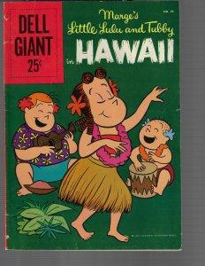 Dell Giant Comics #29 (Dell, 1960)