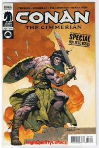 CONAN the CIMMERIAN #0, NM, Tim Truman, Giorello, 2008, more Conan in our  store