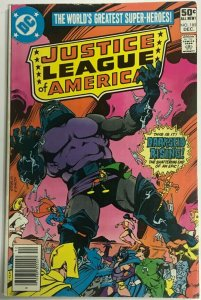 JUSTICE LEAGUE OF AMERICA#185 FN/VF 1980 DC BRONZE AGE COMICS