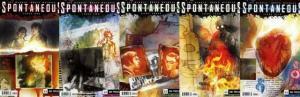 SPONTANEOUS (2011 ONI) 1-5  the COMPLETE series!