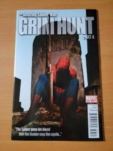 Amazing Spider-Man #637 ~ NEAR MINT NM ~ 2010 Marvel Comics