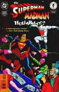 Superman/Madman Hullabaloo! #3, NM (Stock photo)