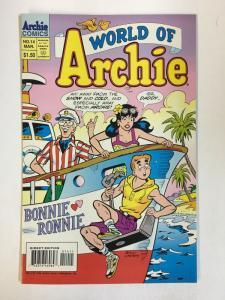 WORLD OF ARCHIE (1992)14 VF-NM Mar 1995 COMICS BOOK