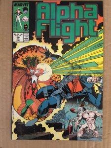 Alpha Flight #60