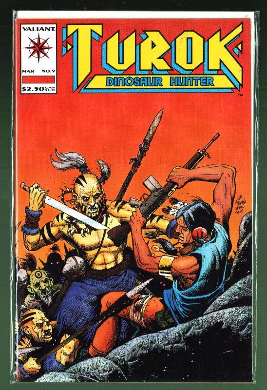 Turok, Dinosaur Hunter #9 (1994)