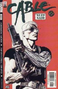 Cable (1993 series) #100, VF+ (Stock photo)