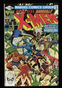 X-Men Annual #5 NM 9.4