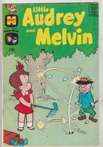Little Audrey and Melvin #27 (Oct-67) FN/VF Mid-High-Grade Little Audrey