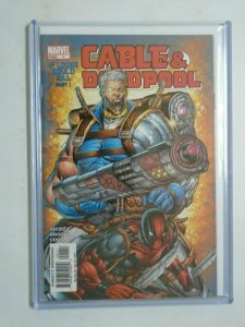 Cable & Deadpool #1 Direct Edition 7.5 VF- (2004)