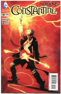 CONSTANTINE #19, NM, John, Hellblazer, 2013, New 52 DC, more in store