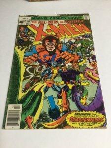 X-Men 107 Very Good+ Vg+ 4.5 Newsstand Marvel