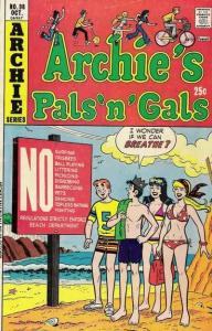 Archie's Pals 'N' Gals #98, Fine- (Stock photo)