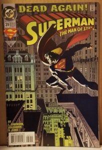 Superman: The Man of Steel #39 (1994)