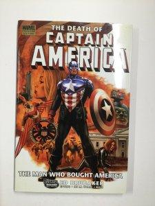 Captain America: The Death Of Captain America Tpb Hardcover Near Mint Marvel