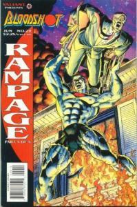 Bloodshot (1993 series) #29, NM + (Stock photo)