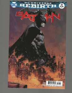 Batman #32 Rebirth