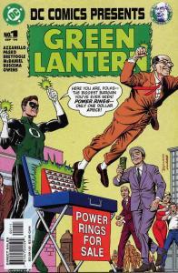 DC Comics Presents: Green Lantern #1 VF/NM; DC | save on shipping - details insi