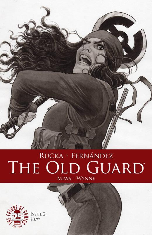 Old Guard #2 Cover B Womens History Month Charity Variant