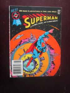 Best of DC Blue Ribbon Digest #12 - Superman - 7.0 - 1981