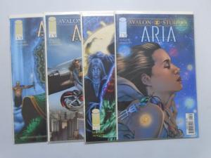 Aria, Set:#1-4, 8.0/VF (1999)