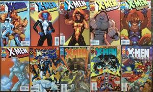 X-MEN FOREVER #1-#6 THE AMAZING X-MEN 1,2,4 X-MEN CHRONICLES #2 NM 10 BOOK LOT