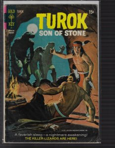 Turok, Son of Stone #72 (Gold Key, 1976)