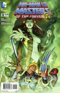 He-Man and the Masters of the Universe (2nd Series) #12 VF/NM; DC | save on ship