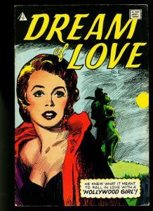Dream of Love #8- IW reprint- Jon Juan- Dr Anthony King Love Doctor VG/F