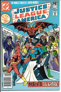 Justice League of America #194, Sept., 1981 (VF)