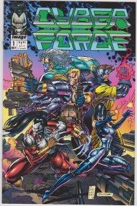Cyberforce #1 (1993)