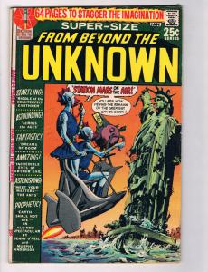 From Beyond The Unknown #8 VG DC Comics Bronze Age Comic Book 1971 DE29