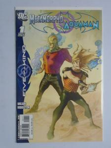 Outsiders Five of a Kind Week 4 Metamorpho Aquaman (2007) #1 - 8.0 VF - 2007